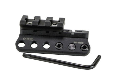 BCM GUNFIGHTER 1913 Light Mount Modular – KeyMod