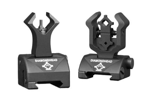 Diamondhead Integrated Sighting System BK