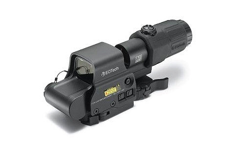 EOTech EXPS3-4 Holographic Hybrid Sight w/ G33 Magnifier HHS-1