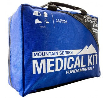Adventure Medical Kits - Mountain Series - Fundamentals First Aid Kit