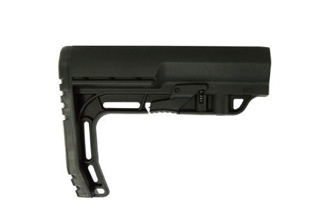 Mission First Tactical Battlelink Minimalist Collapsible Stock - Black