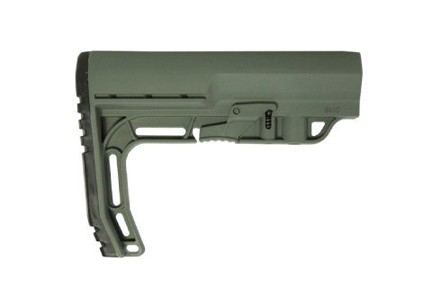 Mission First Tactical Battlelink Minimalist Collapsible Stock - Foliage Green