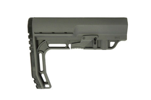 Mission First Tactical Battlelink Minimalist Collapsible Stock - Grey