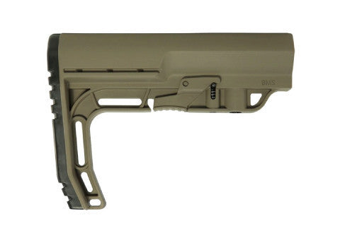 Mission First Tactical Battlelink Minimalist Collapsible Stock - Scorched Dark Earth