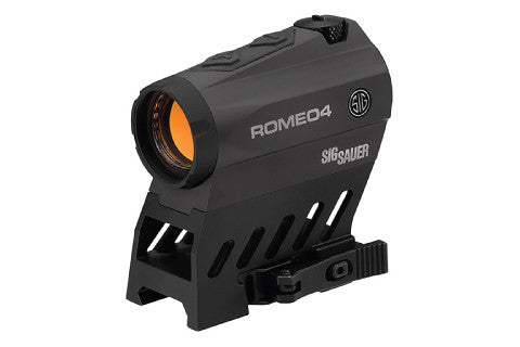 Sig ROMEO4M 1x20mm Compact Red Dot Sight - Graphite