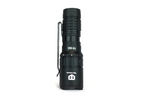 TacWare TW-350 Tactical Flashlight - 330 Lumens