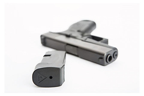 Vickers Tactical +2 Magazine Extension - Glock 43