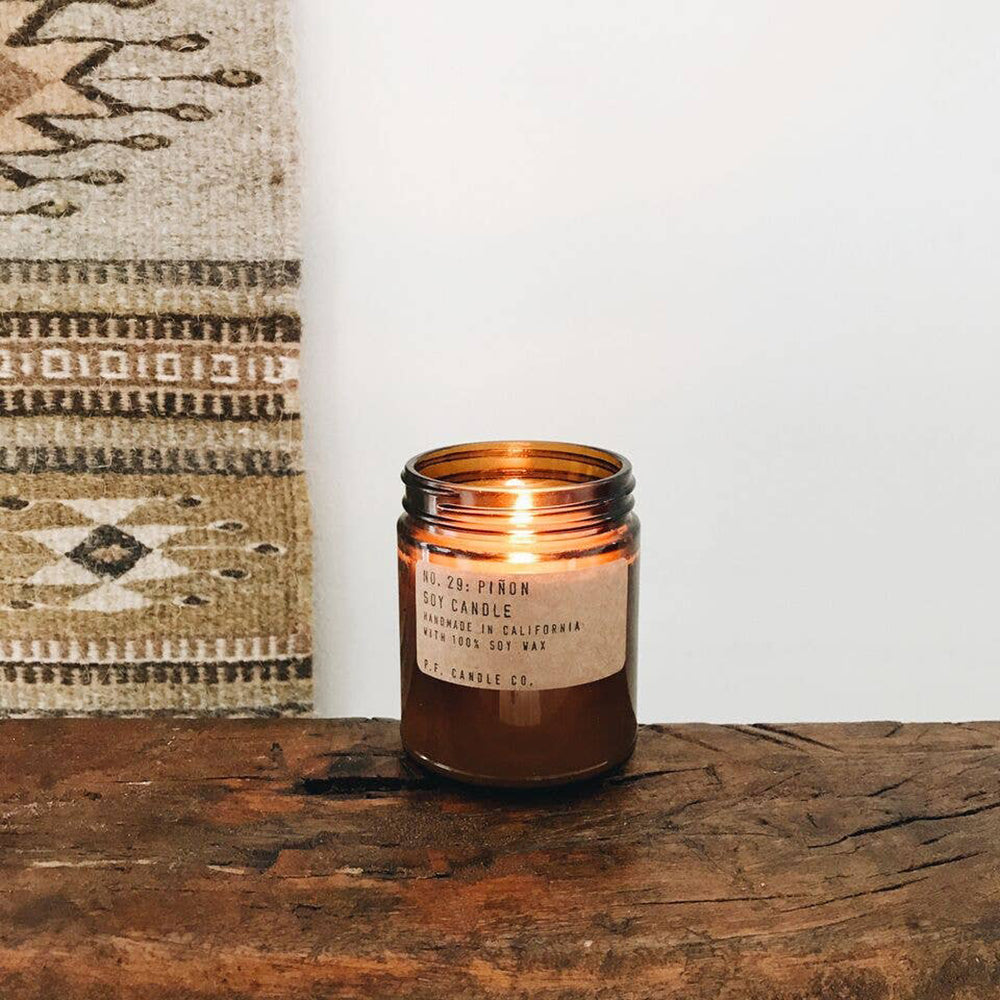 Teakwood & Tobacco - 7.2 oz Standard Soy Candle
