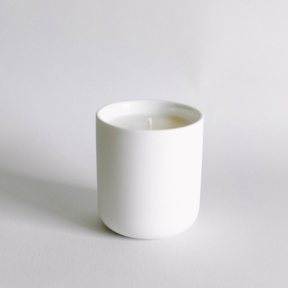Citrus & Fir Ceramic Scented Candle