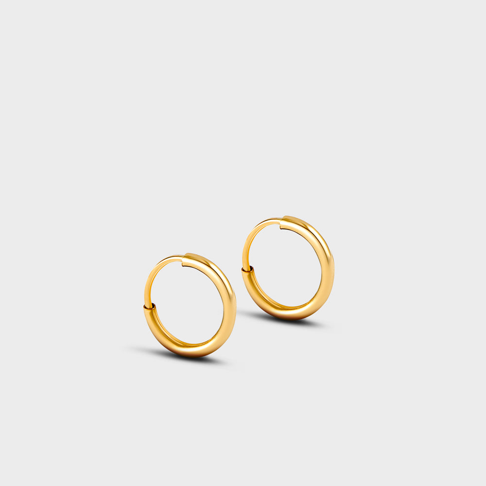 Small Seamless Hoops