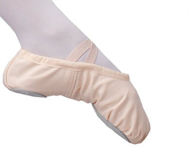 Adult Pink Split Sole Ballet Shoes