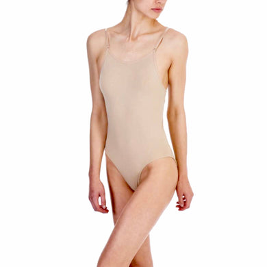 Nude Camisole Leotards