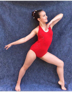 Adult Halter Leotard