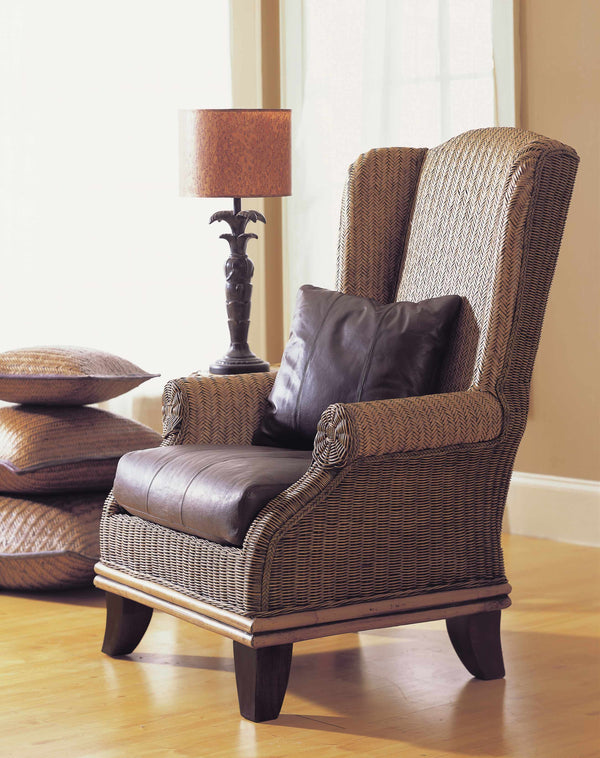 Bali Wing Chair - Padma's Plantation
