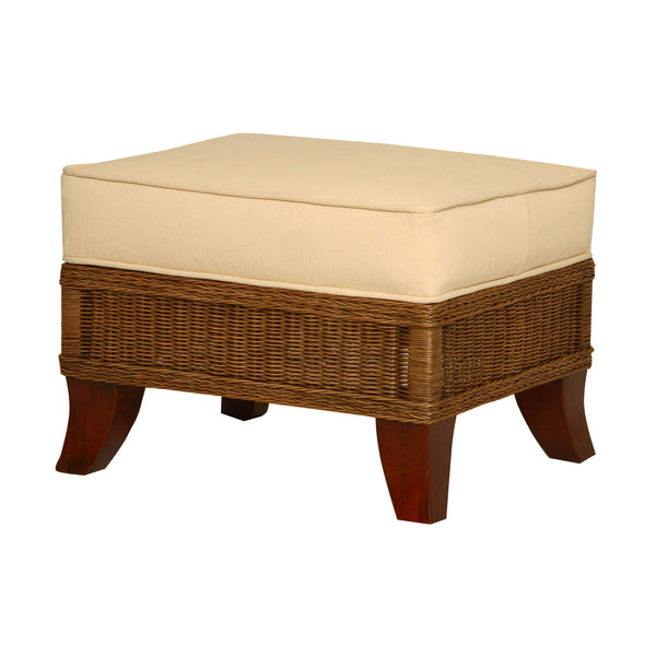 REPLACEMENT CUSHION FOR OTTOMAN 24x20x8 - Padma's Plantation