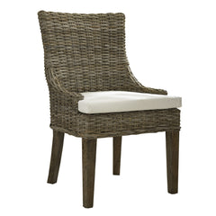SET OF 2 - ALFRESCO DINING CHAIR - KUBU