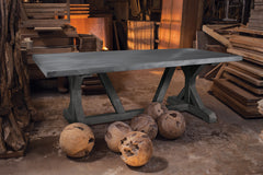 BOSSA NOVA DINING TABLE - Padma's Plantation