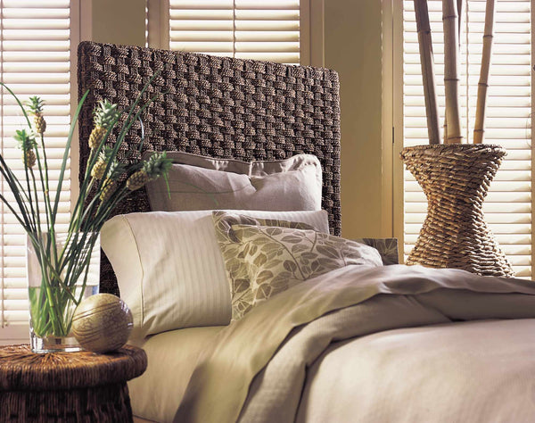 Basket Weave Headboard - Twin
