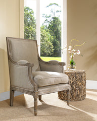 Carolina Beach Lounge Chair- Sand - Padma's Plantation