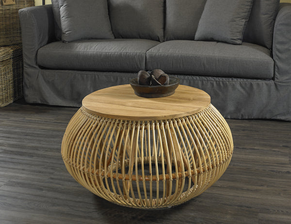 EDGEWATER COFFEE TABLE - Padma's Plantation