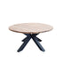 "GIULIA RECLAIMED TEAK DINING TABLE – 60"" - Padma's Plantation"