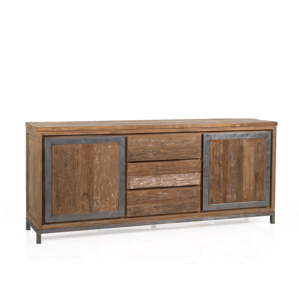 ISLAND ESTATE RECLAIMED TEAK SIDEBOARD - Padma's Plantation