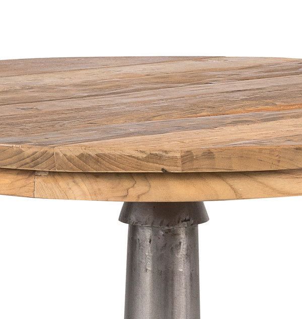 IVORY KEY BISTRO TABLE - 27.5
