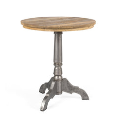 IVORY KEY BISTRO TABLE - 27.5""