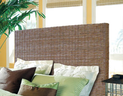 Kubu Weave Headboard - Twin - Padma's Plantation