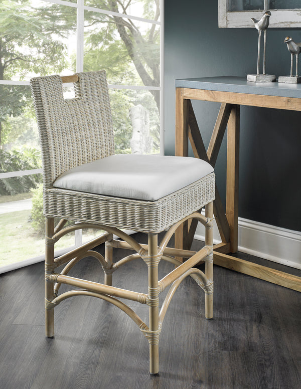 Malio Counter stool - Whitewash