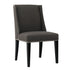 MARCO ISLAND DINING CHAIR - SMOKE GREY - Padma's Plantation