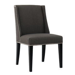MARCO ISLAND DINING CHAIR - SMOKE GREY