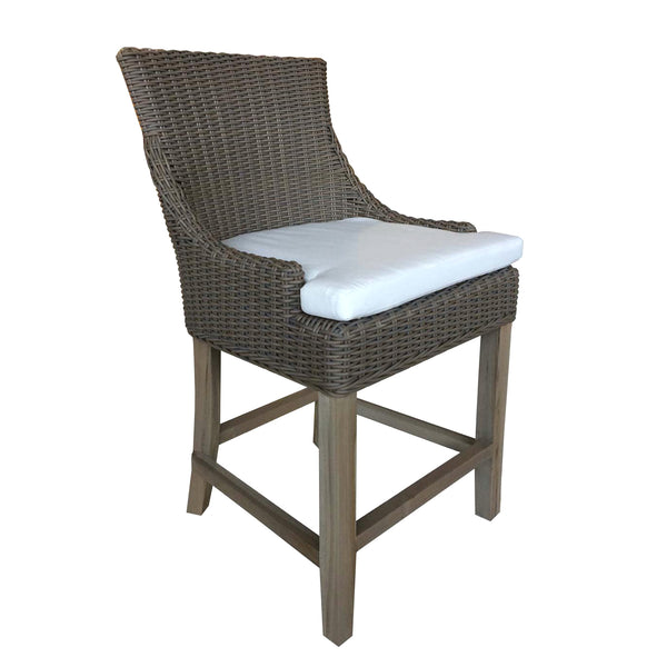 OUTDOOR ALFRESCO BARSTOOL - OUTDOOR KUBU
