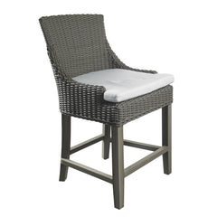 OUTDOOR ALFRESCO COUNTER STOOL - OUTDOOR KUBU