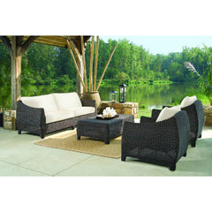 Outdoor Bay Harbor Sofa - Padma's Plantation
