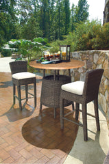 Outdoor Bay Harbor Side Bar Stool - Padma's Plantation