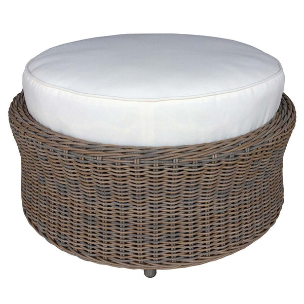 OUTDOOR BARBADOS OTTOMAN - Padma's Plantation