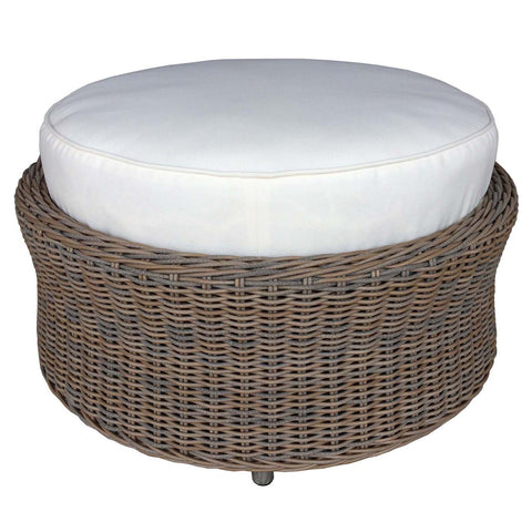 OUTDOOR BARBADOS OTTOMAN