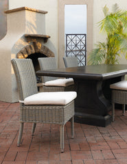 Outdoor Boca Dining Chair - Padma's Plantation