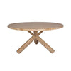 OUTDOOR BORA-BORA CHAT TEAK TABLE