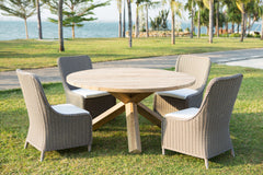 OUTDOOR BORA-BORA DINING TABLE - Padma's Plantation