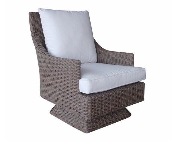 OUTDOOR CAYMAN ISLANDS ROCKING SWIVEL CHAIR - Padma's Plantation