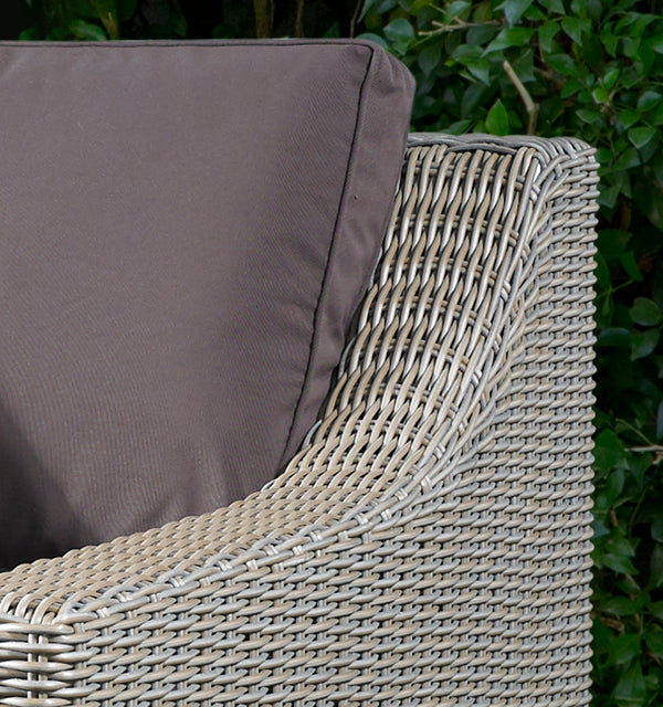 NAUTILUS OUTDOOR RIGHT-FACING LOVESEAT - Padma's Plantation