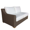 NAUTILUS OUTDOOR LEFT-FACING LOVESEAT