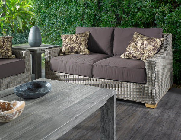 NAUTILUS OUTDOOR LOVESEAT - Padma's Plantation