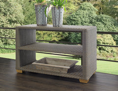 NAUTILUS OUTDOOR CONSOLE/SERVING TABLE - Padma's Plantation