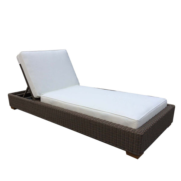 NAUTILUS OUTDOOR CHAISE - Padma's Plantation