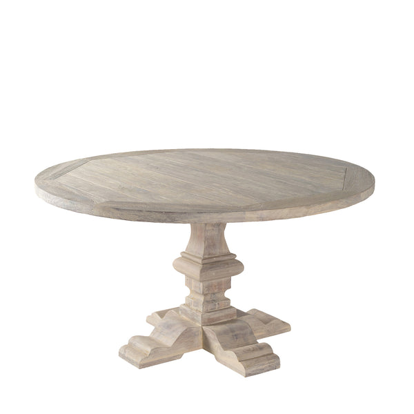 "OUTDOOR PALMETTO DINING TABLE - 52"" - Padma's Plantation"
