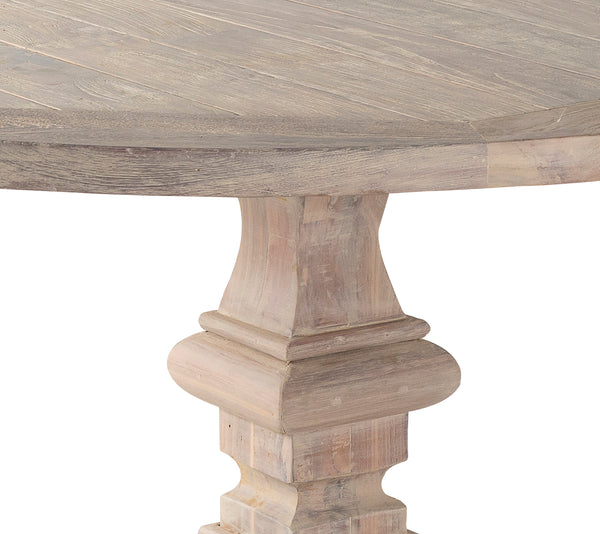 OUTDOOR PALMETTO DINING TABLE - 52