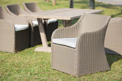 Outdoor Porto Fino Dining Chair - Padma's Plantation
